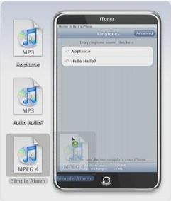 iToner iPhone app
