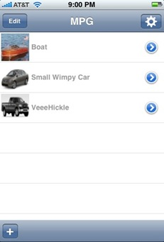 mpg iphone app to replace your car s log book isource