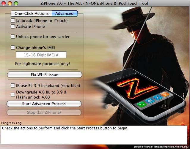 ziphone 3.0