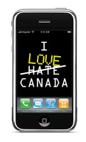 Rogers Announces the iPhone is Coming to Canada in 2008