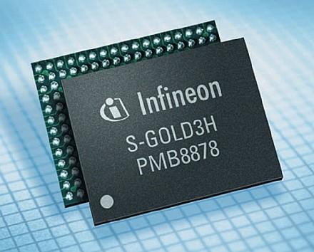 Infineon3G chip