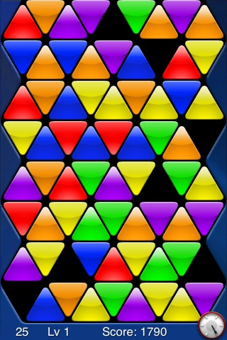 Trism game for iPhone