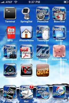 Favorite iPhone apps