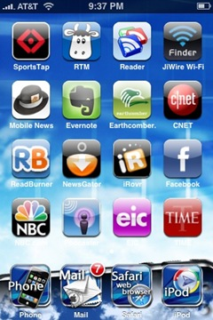 Favorite iPhone web apps