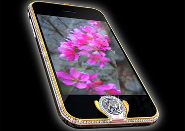 Kings Button 3G iPhone for $2.5 million