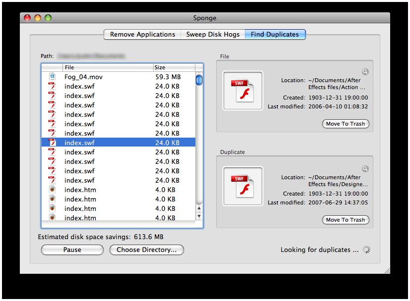 Disk cleanup mac