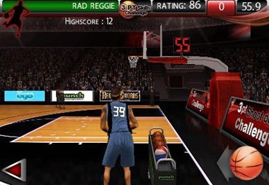 Review 3 Point Skills Challenge For Iphone Isource