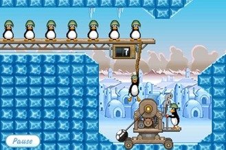 Crazy Penguins Catapult 2