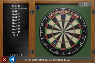 On The Oche Darts for iPhone