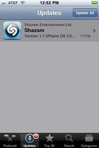 Shazam30Update