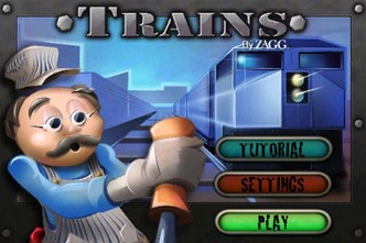 Trains for iPhone