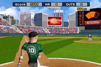 Baseball Slugger for iPhone