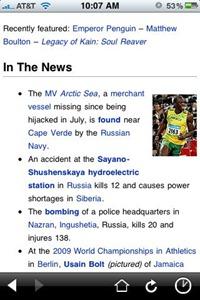 WikipediaInTheNews