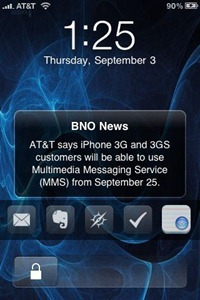BNO News Push alerts