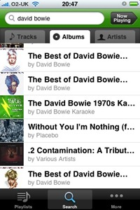 how to listen to regular itunes music through mobile spotify