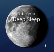The Deep Sleep widget lets you enter hibernation mode in one click.