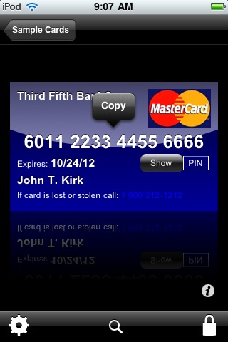 ewallet for iphone