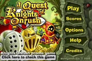 Quest of Knights Onrush