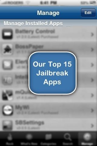 Top 15 Jailbreak