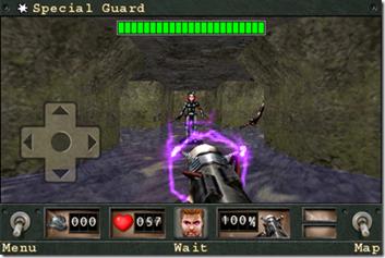 Wolfenstein RPG for iPhone
