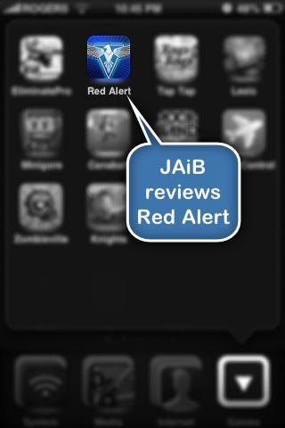 Jaib reviews Red Alert
