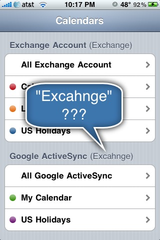 how to add second account on iphone