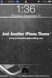 JAiB Winterboard theme
