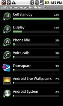 Nexus One Battery