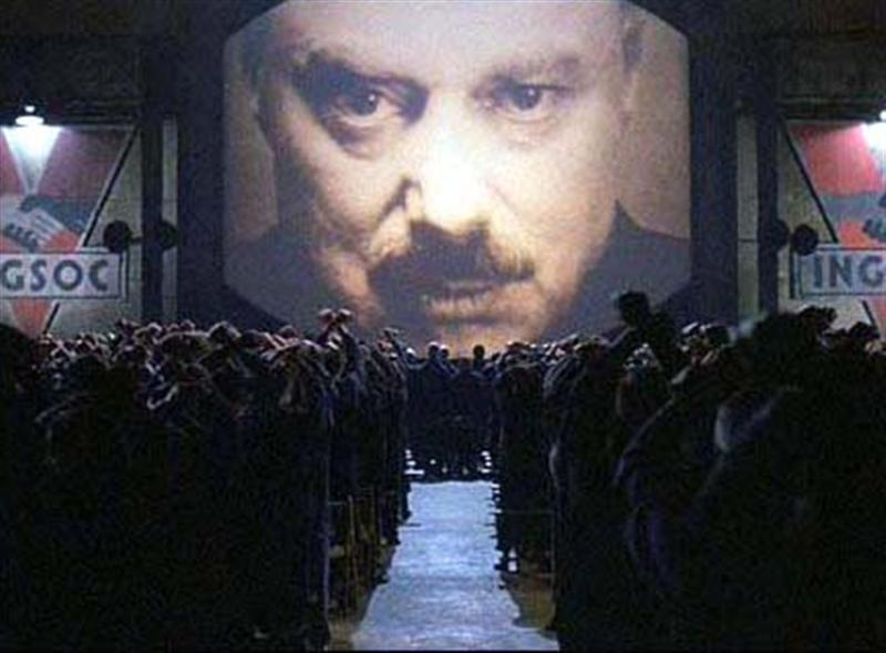 1984 dystopia