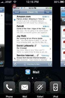 ProSwitcher for iPhone multitasking