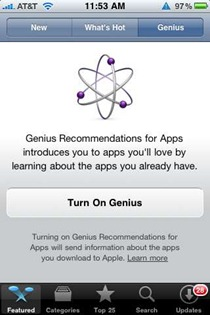 iPhone Genius for Apps