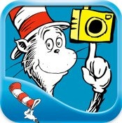 Cat in the Hat Camera iPhone app