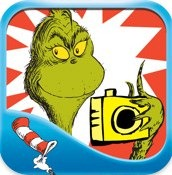 Grinch Camera iPhone app