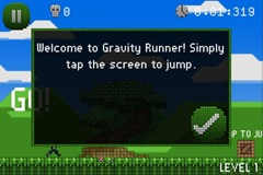 Gravity Runner for iPhone_4