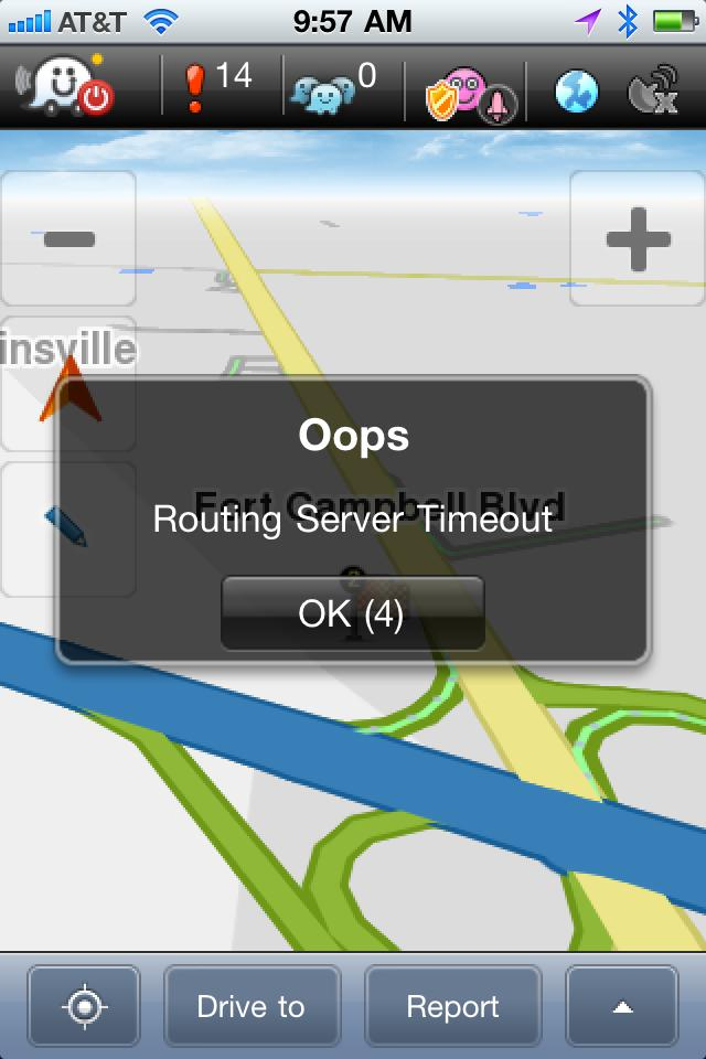 Review: Waze for the iPhone | iSource