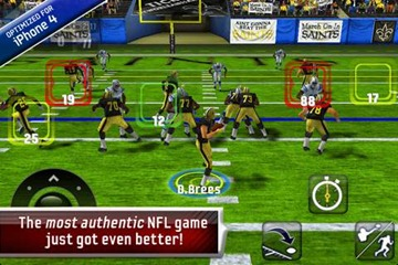Madden NFL 11 iPhone app