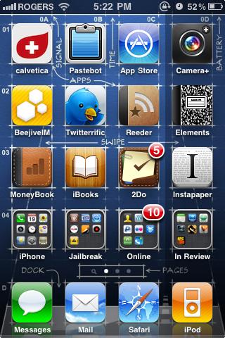 Featured iphone wallpaper ios homescreen blueprint isource by halu kobayashi malvernweather Images