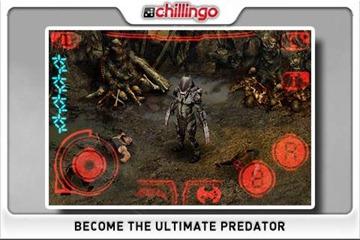 Predators iPhone game