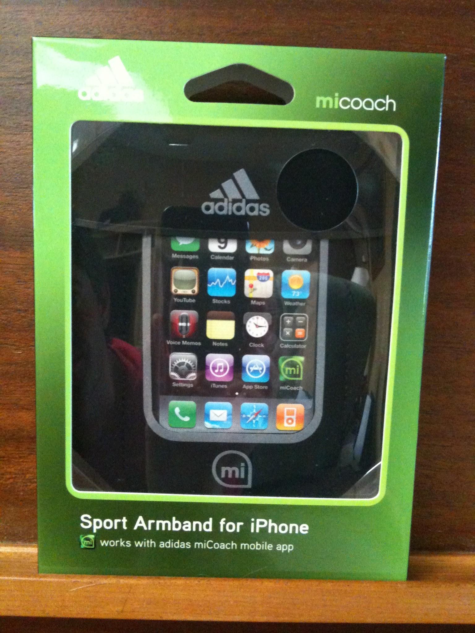 cangrejo Reparación posible Talla  griffin adidas micoach armband iphone 6 | Adidou