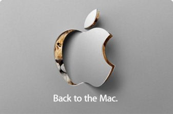 Apple Back to Mac event
