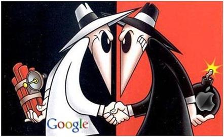 GoogleVApple