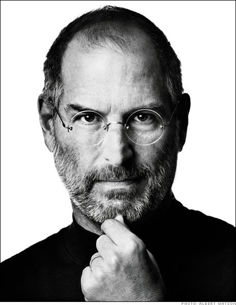 Steve Jobs B&W Portrait.jpg