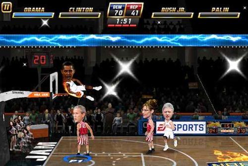 NBAJAM_Obama Dunk