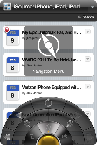 Review: Portal Full Screen Browser for iPhone | iSource