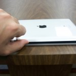 Separating the iPad 2 from the Keyboard Case