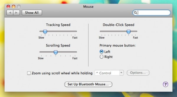 Mac OS X and the Long Right Click | iSource