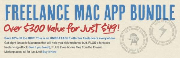freelance mac app sale