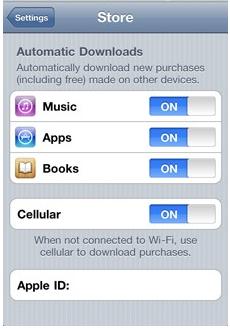 apple music auto download