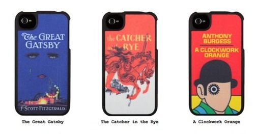 BookCoveriPhoneCases