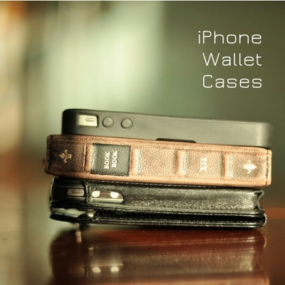 IPhone Wallet Case Comparison 1